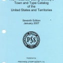 PSS Town & Type Catalog of the US, 7th Ed, (2007)